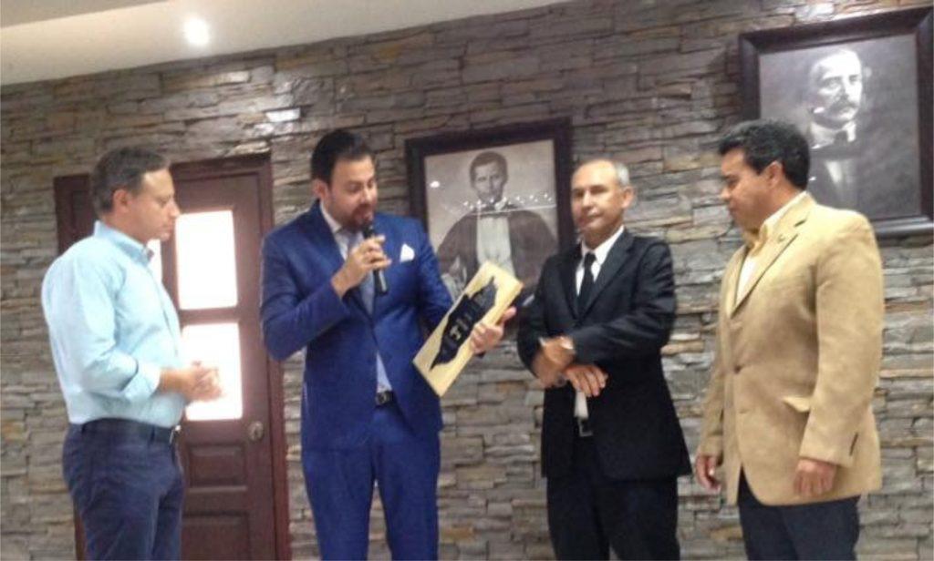 Procurador General de la República Jean Alain Rodríguez visita a Ocoa