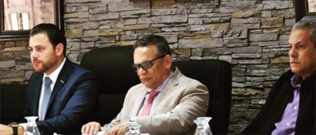 Ventura Camejo visita Ayuntamiento de ocoa y habla del posicionamiento de esta institución
